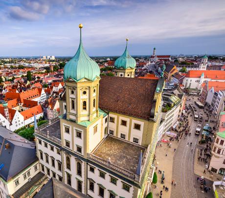 Sprachreisen Augsburg