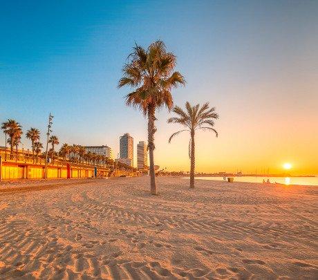 Schüler-Sprachreisen Barcelona