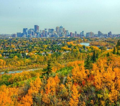 Schüler-Sprachreisen Calgary