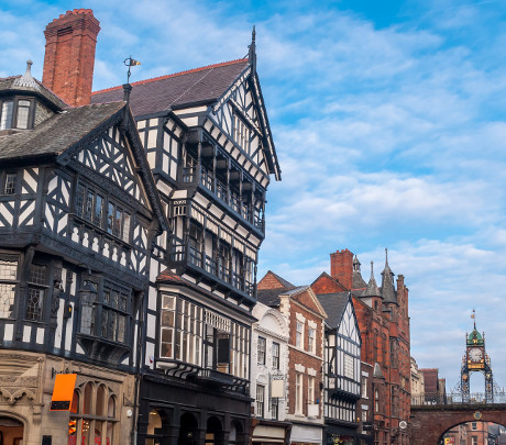 Sprachreisen Chester