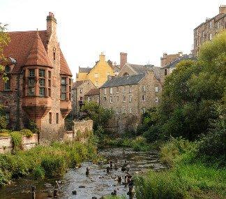 Schüler-Sprachreisen Edinburgh