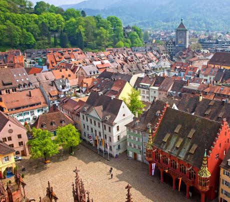 Sprachreisen Freiburg