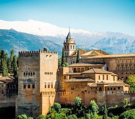 Sprachreisen Granada