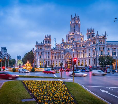 Schüler-Sprachreisen Madrid