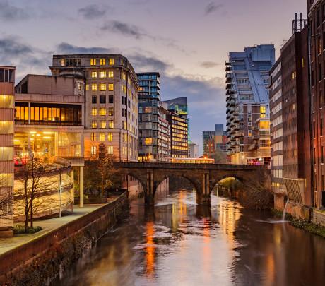 Schüler-Sprachreisen Manchester