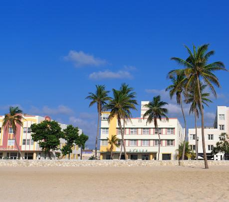 Schüler-Sprachreisen Miami Beach