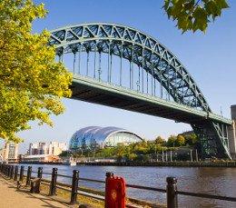 Sprachreisen Newcastle