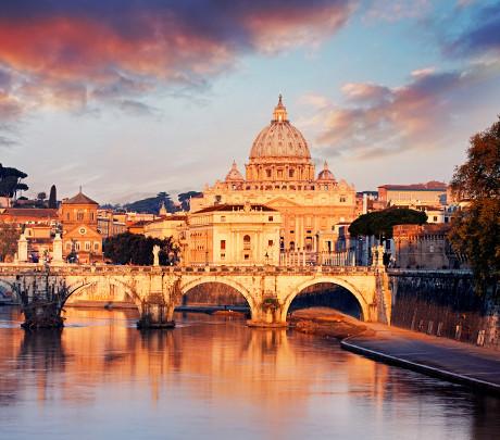 Schüler-Sprachreisen Rom