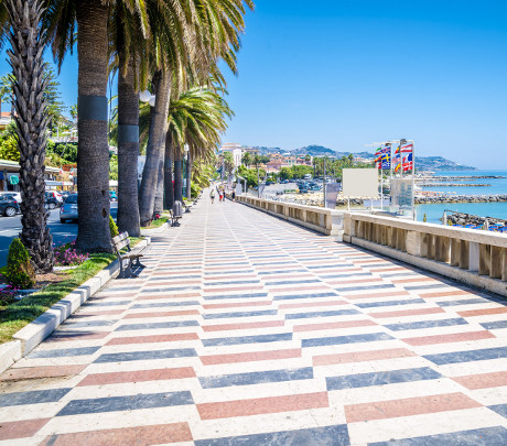 Schüler-Sprachreisen San Remo