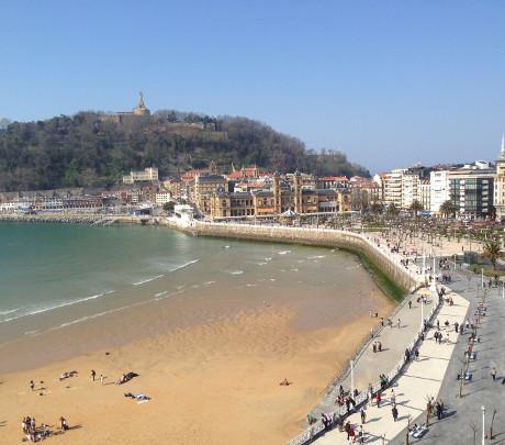 Sprachreisen San Sebastian