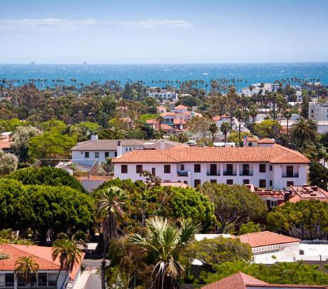 Schüler-Sprachreisen Santa Barbara