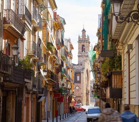 Schüler-Sprachreisen Valencia