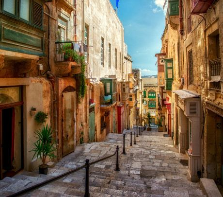Schüler-Sprachreisen Valletta