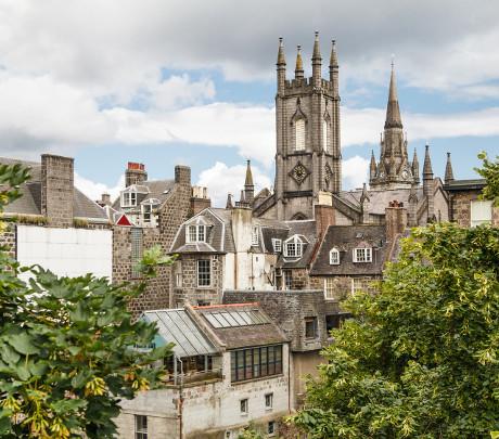 Sprachreisen Aberdeen