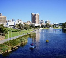 Sprachreisen Adelaide