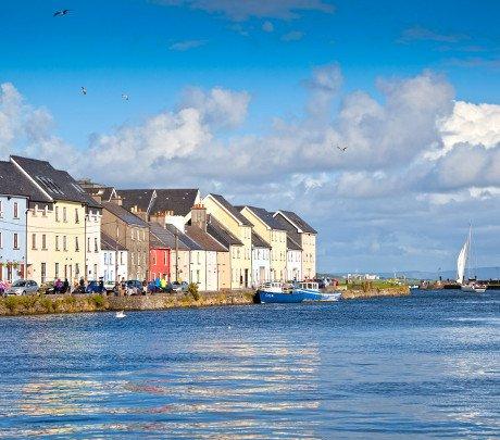Sprachreisen Galway