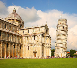 Sprachreisen Pisa