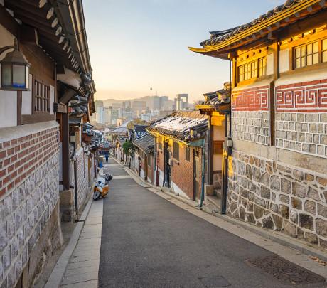 Sprachreisen Seoul
