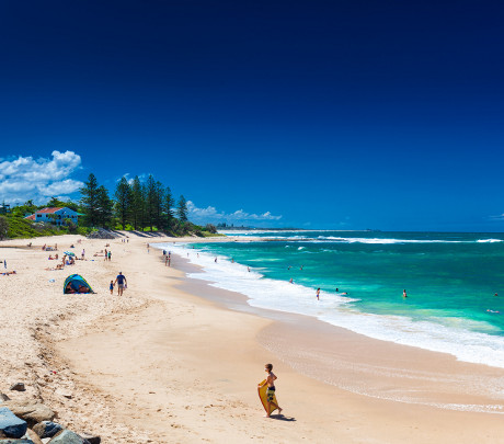 Sprachreisen Sunshine Coast