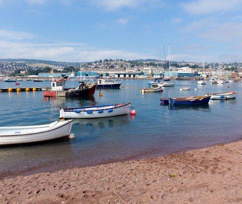 Sprachreisen Teignmouth