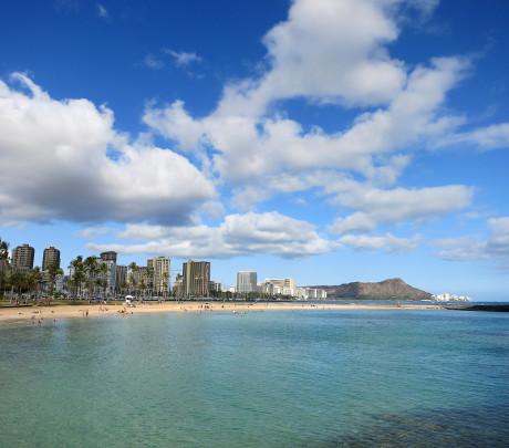 Sprachreisen Waikiki