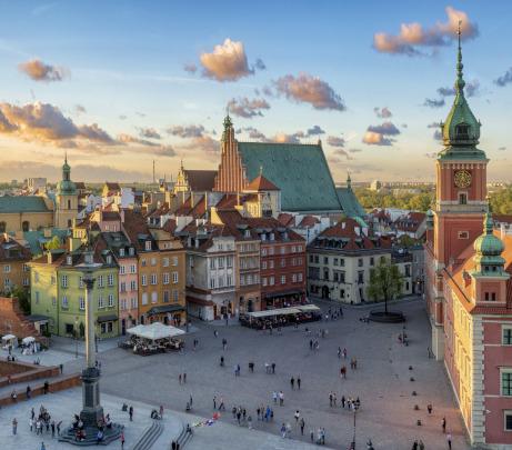 Sprachreisen Warschau