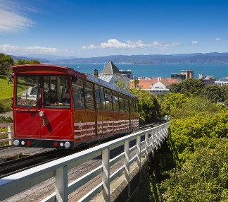 Sprachreisen Wellington
