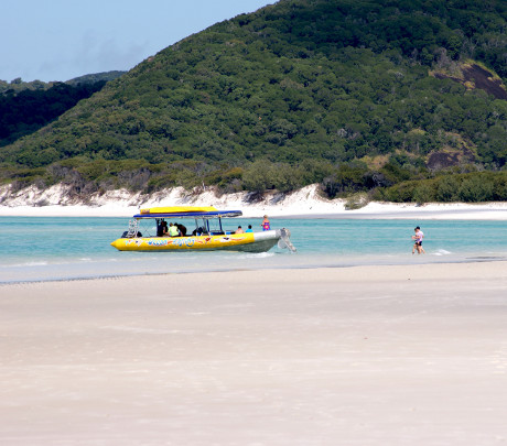 Sprachreisen Whitsundays