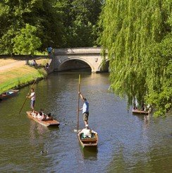 Sprachreisen Cambridge