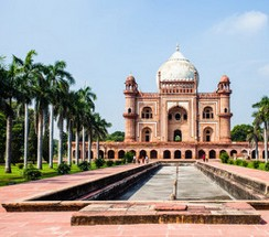 Sprachreisen Neu-Delhi