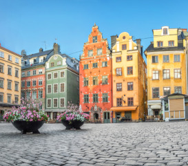 Sprachreisen Stockholm