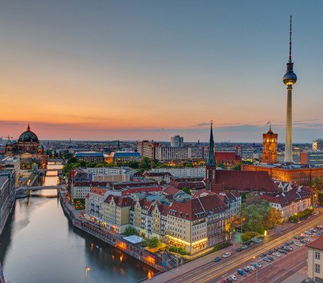 Schüler-Sprachreisen Deutschland