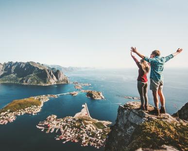 Sprachreisen Norwegen